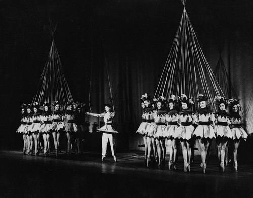 Radio City Music Hall Corps de Ballet