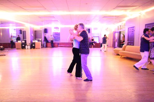 You Should Be Dancing 'Latin' Room 1/125, 1.6, ISO 25600