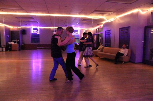 You Should Be Dancing 'Latin' Room 1/125, 4.0, ISO 25600