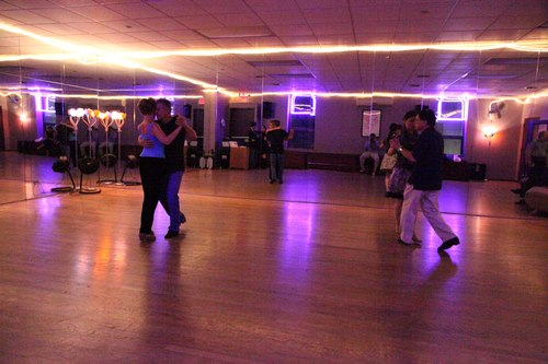 You Should Be Dancing 'Latin' Room 1/125, 4.5, ISO 25600