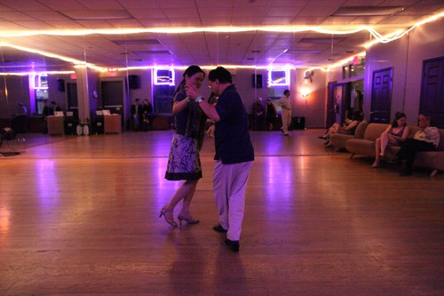 You Should Be Dancing 'Latin' Room 1/125, 3.2, ISO 12800