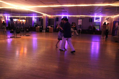 You Should Be Dancing 'Latin' Room 1/125, 3.5, ISO 12800