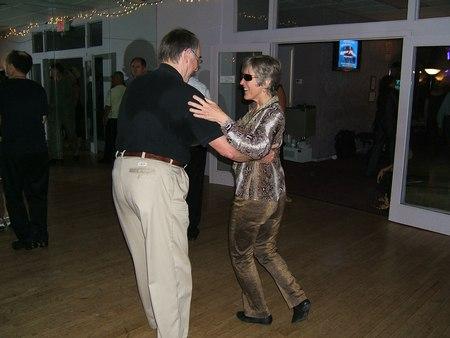 Latin Dancing at Club 412