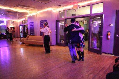 You Should Be Dancing 'Latin' Room 1/125, 1.4, ISO 6400