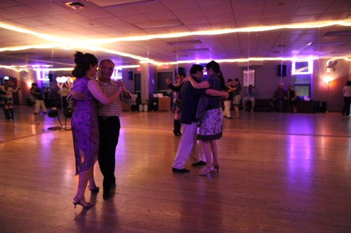 You Should Be Dancing 'Latin' Room 1/125, 2.2, ISO 6400