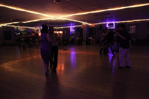 You Should Be Dancing 'Latin' Room 1/125, 4.0, ISO 6400