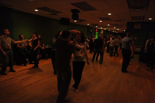 You Should Be Dancing Main Room 1/125, 2.0, ISO 6400