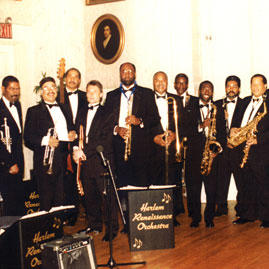 Harlem Renaissance Orchestra - Closing Night Event Saturday July 16th at 6:30pm. Annual Dance Competition