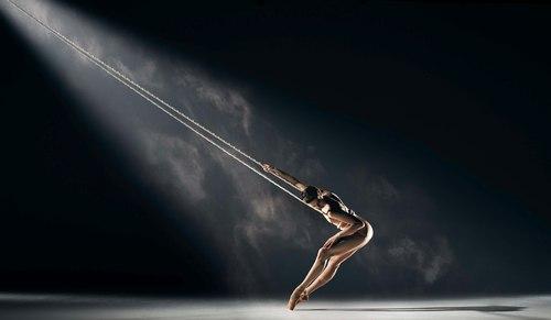 Meredith Webster: soloist, Lines Ballet