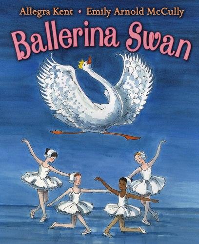 Ballerina Swan's cover