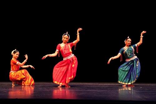 Surupa Sen, Bijayini Satpathy, Pavithra Reddy