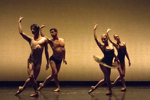 Tian Tan, David Van Ligon, Chantelle Pianetta, Kristin Lindsay in Gregory Dawson's 'which light in the sky is us?