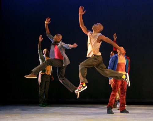 Alvin Ailey American Dance Theater in Rennie Harris' 'Home'