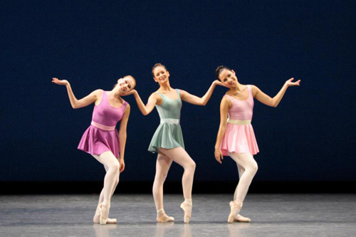Photo courtesy of IU Ballet.