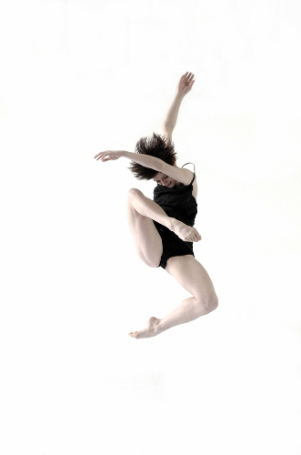 Spellbound Contemporary Ballet dancer