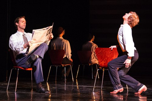 Buglisi Dance Theatre in 'Caravaggio Meets Hopper'