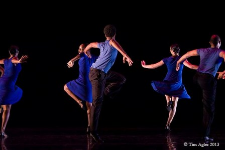'Ooh Child,' JazzAntiqua Dance Ensemble. Choreographer Pat Taylor.