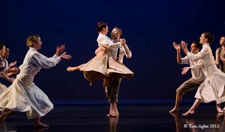 'The Walk West,' SoleVita Dance Company. Choreographer Joelle Martinec.