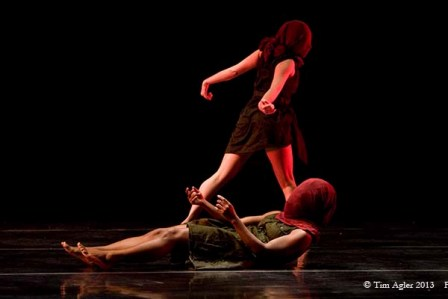 'Identity Theft,' L.A. Contemporary Dance Company. Choreographer Kate Hutter.