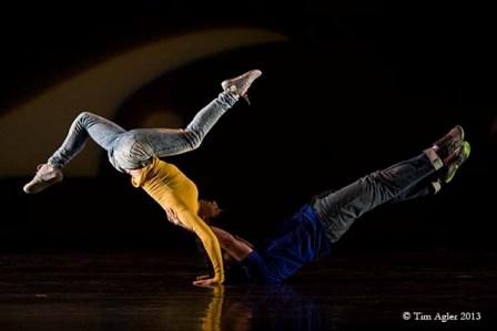 'Human Flotation Devices,' Lux Aeterna Dance Company. Choreographer Jacob 'Kujo' Lyons.