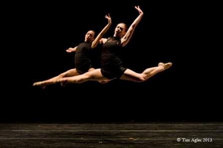 'Concentric Harmonies,' Colabo Youth Dance Collective. Choreographer Francisco Gella.