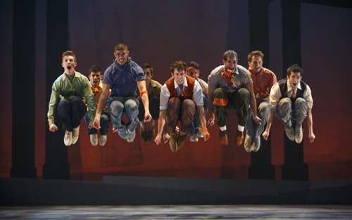 West Side Story Company.