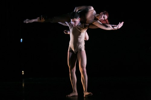 Unstable Ground Choreography by Elisa Monte
