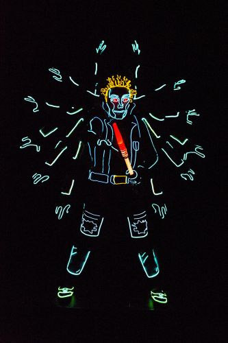 iLuminate, Artist of Light