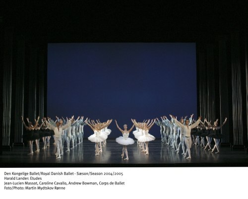Royal Danish Ballet - Etudes 2004/2005