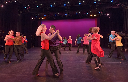 Dancers: Erik Novoa, dancer and co-choreographer, Anna Novoa, dancer and co-choreographer, Sandrine Menoret, Kathy Johanessen, Diane Ard, Ed Blum, Sandy Blum, Doug Holaday, Mary Holaday, James Reilly, Paula Thomes, Susan Wittmann, Mindy Carter, Marsha DeSouza, Neal McDermott,Susan Chen, Tom Casolino, Daren Roeder, Crystal Seaforth and Diana Criscuolo.