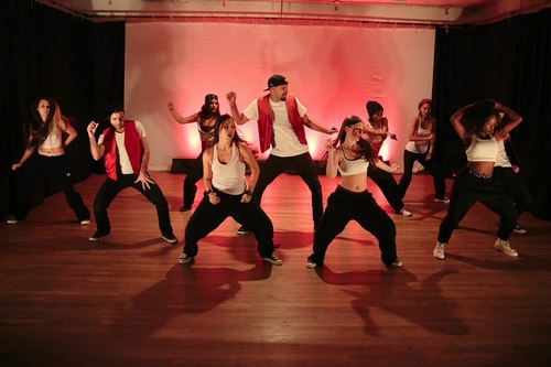 Just Got Paid is performed by PMT Dance Studio, choreographed by Pavan Thimmaiah