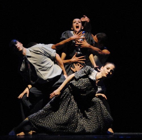 RIOULT Dance NY in Pascal Rioult's 'Wien'.