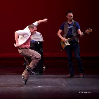 BPM beatsperminute. Choreographers Glyn Gray & Nathan Sheens
