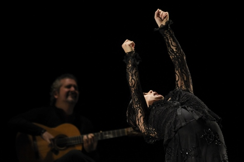 Soledad Barrio. Photo courtesy of Noche Flamenca