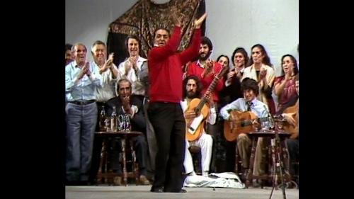 A scene from by Ricardo Pachón's 'Triana Pura y Pura'.