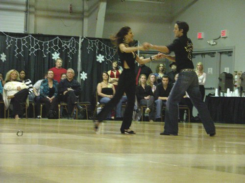 New Year's Dance Extravaganza