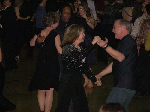 New Year's Dance Extravaganza