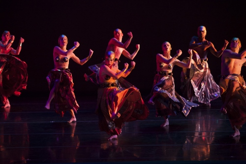 Dance Kaleidoscope in David Hochoy's 'Carmina Burana'.