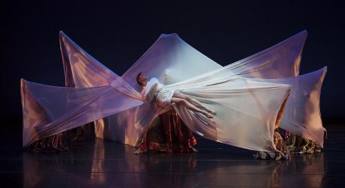 Dance Kaleidoscope in David Hochoy's 'Carmina Burana'.