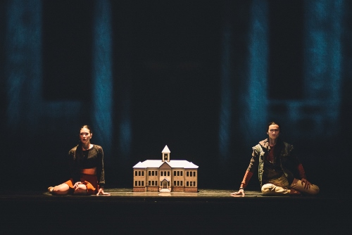 Liang Xing and Sophia Lee in 'Going Home Star - Truth and Reconciliation'.