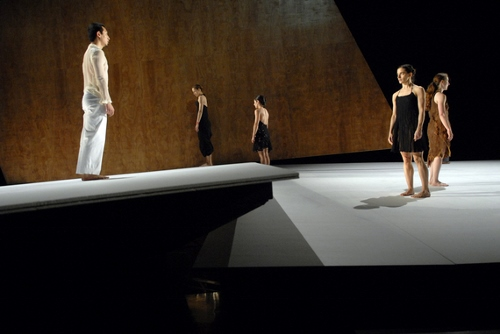Sasha Waltz and Guests' 'Impromtus'.