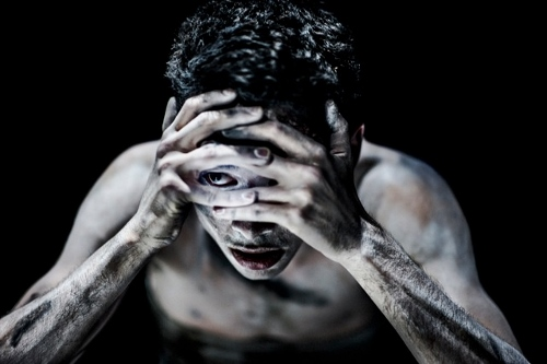 'Sad Case' by Leon/Lightfoot. NDT2. Dancer Gregory Lau.