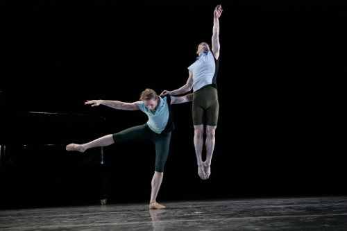 Dancers in 'Signatures 08 - A Celebration of Legends & Visionaries'; New York Theatre Ballet's 29th Season; Diana Byrer, Aristic Director & Christina Paolucci, Associate Director.