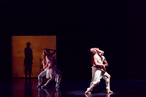 Nashville Ballet dancers in Gina Patterson's '…but the flowers have yet to come.'