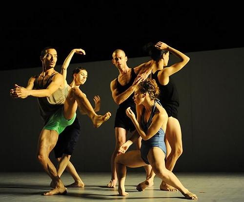 Batsheva Dance Company in 'Sadeh21' by Ohad Naharin.