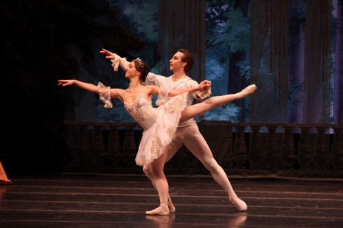 Russian National Ballet Theatre in 'The Sleeping Beauty.'