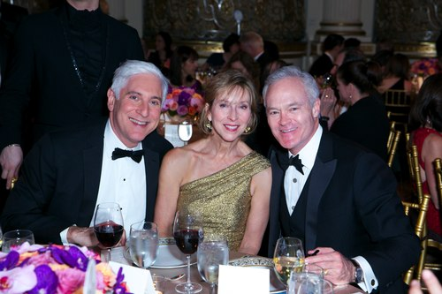 Jon LaPook, Jane & Scott Pelley