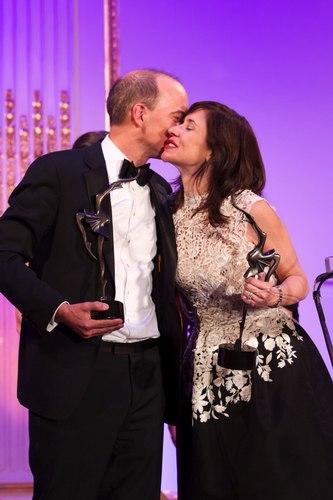 Gala Honorees David Pérez and Milena Alberti-Pérez
