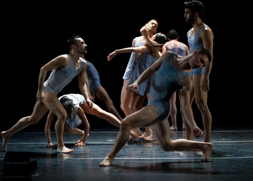 Ballet Hispanico in 'Conquer.'