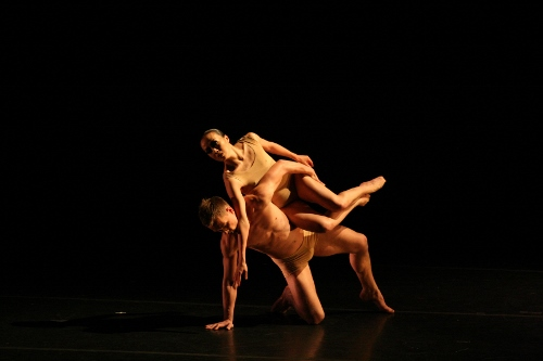 Tadej Brdnik and Fang-Yi Sheu<br>in 'Pagarlava Variation' by Bulareyaung Pagarlava